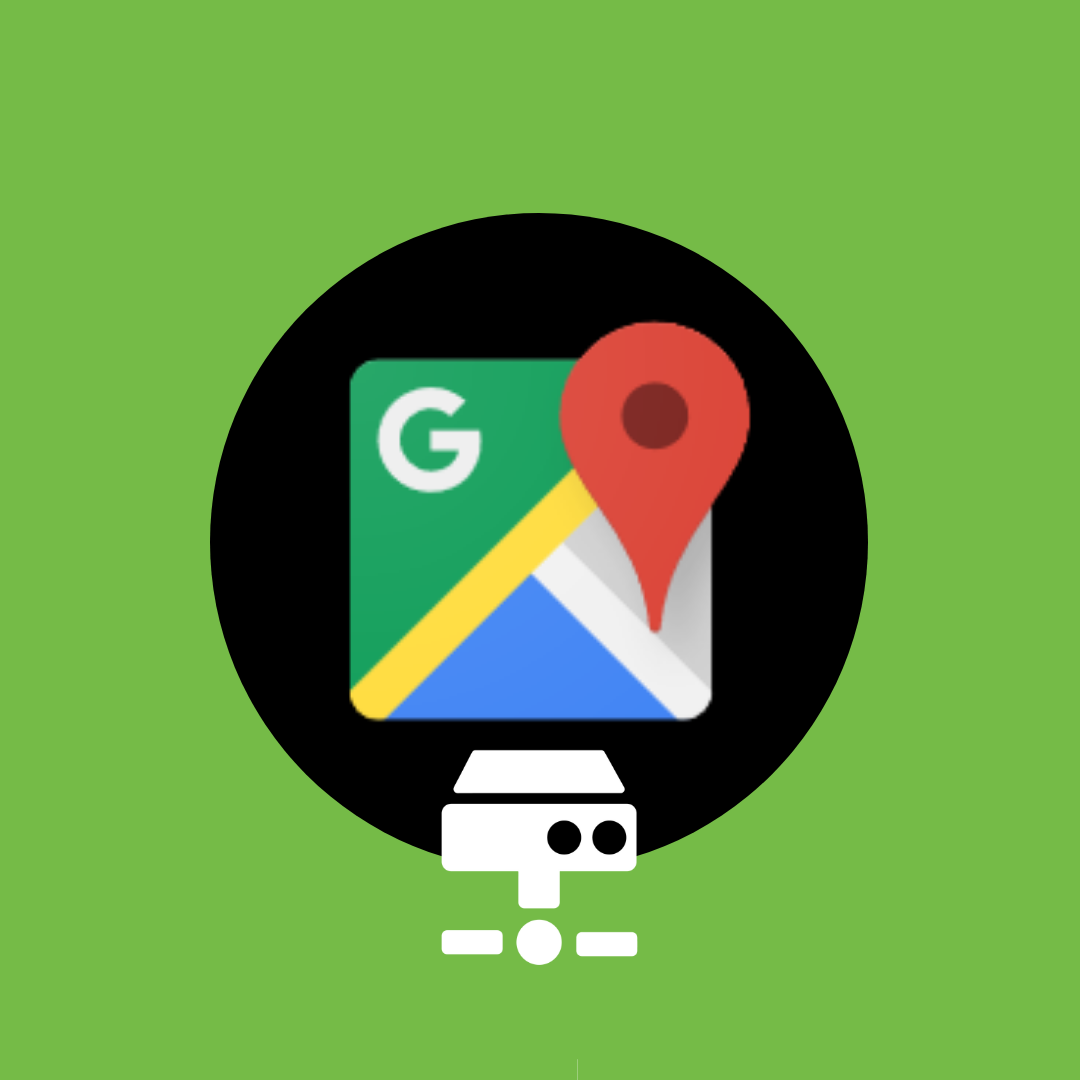 Google Maps Connected System