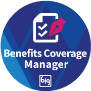Benefits Coverage Manager