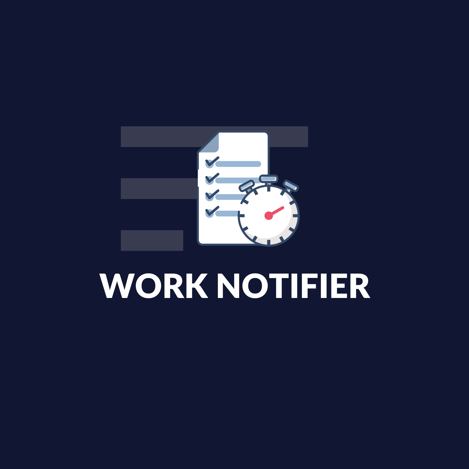 Work Notifier