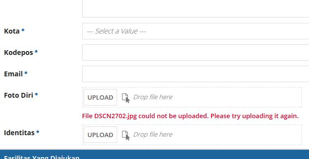 can't upload image size 3Mb - Process - Discussions - Appian