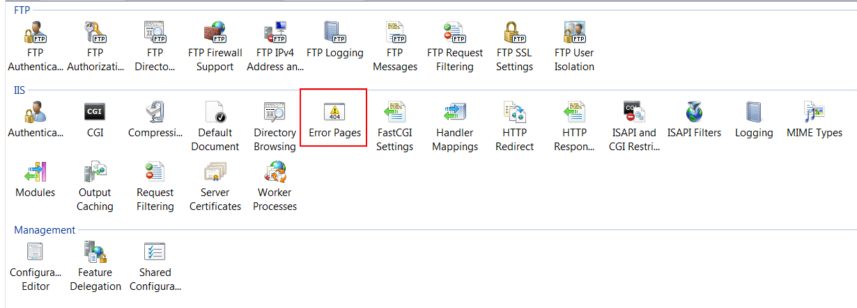 KB-1126 How to display detailed error messages in IIS