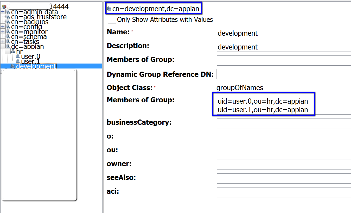 How to Build a Search Filter in LDAP Query - General