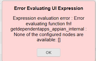 In 7 9 Application Designer, when trying the feature